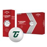 Callaway Chrome Soft Golf Balls 12/pkg-Athletic TU