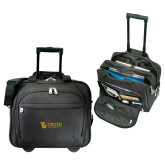 Embassy Plus Rolling Black Compu Brief-TU with Tiffin Universrity Horizontal