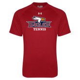 Under Armour Cardinal Tech Tee-Tennis