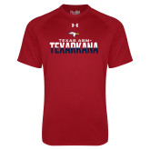 Under Armour Cardinal Tech Tee-Texas A&M-Texarkana Two-Tone
