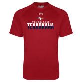 Under Armour Cardinal Tech Tee-Texas A&M-Texarkana Two-Tone