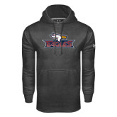 Under Armour Carbon Performance Sweats Team Hoodie-Eagle Head w/ Eagles