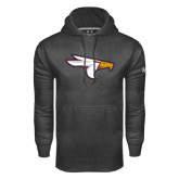 Under Armour Carbon Performance Sweats Team Hoodie-Eagle Head
