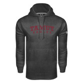 Under Armour Carbon Performance Sweats Team Hoodie-Arched TAMUT Eagles