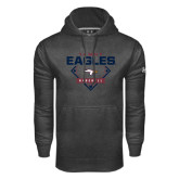 Under Armour Carbon Performance Sweats Team Hoodie-TAMUT Eagles Baseball Diamond