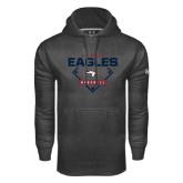 Under Armour Carbon Performance Sweats Team Hoodie-TAMUT Eagles Baseball Diamond