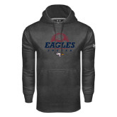 Under Armour Carbon Performance Sweats Team Hoodie-Eagles Soccer Half Ball