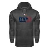 Under Armour Carbon Performance Sweats Team Hoodie-Texas A&M Texarkana Tennis Flat