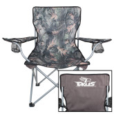 Hunt Valley Camo Captains Chair-Eagle Head w/ Eagles