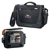 High Sierra Black Upload Business Compu Case-Eagle Head w/ Eagles