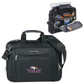 Kenneth Cole EZ Scan Single Gusset Laptop Case-Eagle Head w/ Eagles