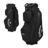 Callaway Org 14 Black Cart Bag-Eagle Head w/ Eagles