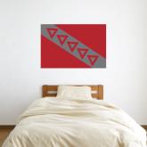 2 ft x 4 ft Fan WallSkinz-Flag