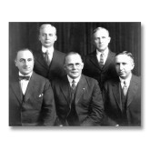 8 x 10 Photographic Print-Five Founders