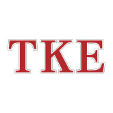 Medium Decal-TKE, 8 in Wide