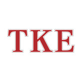 Small Decal-TKE, 6 in Wide