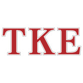 Extra Large Decal-TKE, 18 in Tall