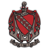 Extra Large Decal-Coat of Arms, 18 in Tall