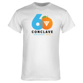 White T Shirt-60 Conclave Primary