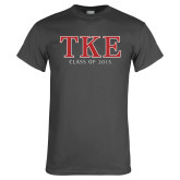 Charcoal T Shirt-TKE Class Of