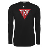 Under Armour Black Long Sleeve Tech Tee-Houseplate