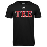 Adidas Climalite Black Ultimate Performance Tee-TKE