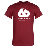 Cardinal T Shirt-60 Conclave Limited Color