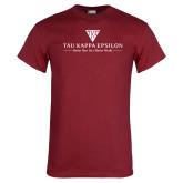 Cardinal T Shirt-House Plate Better Men for a Better World