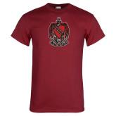 Cardinal T Shirt-Coat of Arms