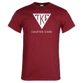 Cardinal T Shirt-Houseplate - Chapter Name