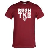 Cardinal T Shirt-Rush TKE