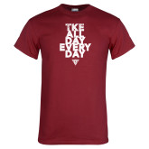 Cardinal T Shirt-All Day Every Day