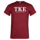 Cardinal T Shirt-TKE Class Of