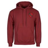 Cardinal Fleece Hood-Order of the Shield