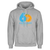 Grey Fleece Hoodie-60 Conclave Limited Color