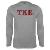 Syntrel Performance Steel Longsleeve Shirt-TKE