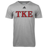 Adidas Climalite Sport Grey Ultimate Performance Tee-TKE