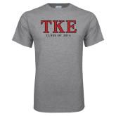 Grey T Shirt-TKE Class Of