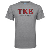 Sport Grey T Shirt-TKE Class Of
