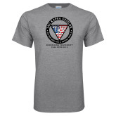 Grey T Shirt-Redefining Fraternity Rush 2015 USA