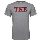 Grey T Shirt-TKE
