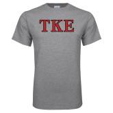 Sport Grey T Shirt-TKE