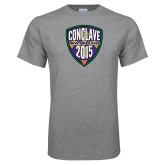 Grey T Shirt-Conclave 2015