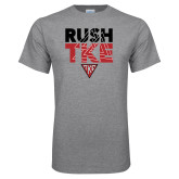 Grey T Shirt-Rush TKE