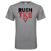 Sport Grey T Shirt-Rush TKE