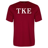 Syntrel Performance Cardinal Tee-TKE