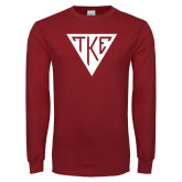 Cardinal Long Sleeve T Shirt-Houseplate