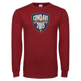 Cardinal Long Sleeve T Shirt-Conclave 2015