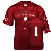 Replica Cardinal Adult Football Jersey-