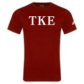 Adidas Cardinal Logo T Shirt-TKE